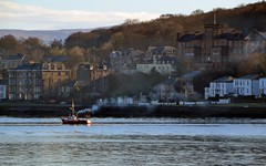 (Zak355) Tags: scotland scottish fishingboat bute rothesay isleofbute glenburnhotel angelene