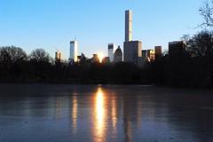 The #Lake, #frozen, at #CentralPark.  #IGNewYork #NewYork_IG #NewYork #USAPrimeShot #FullMetalPhotography #FatalFrames #CreateCommune #NewYorkPanel #NewYork_Instagram #NewYorkInstagram #IGlobal_Photographers #Capture_NYC #Sky_Sultans #What_I_Saw_In_NYC #M (faisal_halim) Tags: sunset lake newyork frozen centralpark goldenhour newyorkig fatalframes newyorkinstagram igworldclub icapturenyc ignewyork nycprimeshot ignycity usaprimeshot skysultans suicidalshotz artofvisuals reflectiongram nycexplorers nycdotgram whatisawinnyc createcommune moodygrams iglobalphotographers fullmetalphotography newyorkpanel capturenyc