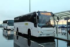 121 KEZ9121 Ulsterbus (busmanscotland) Tags: volvo scottish 121 panther kez citylink plaxton 9121 ulsterbus b12b kez9121