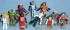 MiniMates - Secret Wars - Wave 64 (Darth Ray) Tags: new man art disco spider duck iron 21 howard secret spiderman wave 64 captain wars hulk thor marvel gwen asylum wolverine raging wastelands dystopia tru 2020 dazzler ultron minimates