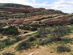 FullSizeRender4 (lnewman333) Tags: park sky clouds rocks socal southerncalifornia santaclarita vasquezrocks losangelescounty aguadulcecanyon