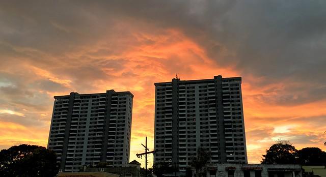 Flamin' Sky