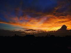 """Sama Tempat Beda Rasa"" Banguntapan, 7 Februari 2016 at 18.14 #mypicdab  #sun #sunset #indonesia (hargie.martha) Tags: square squareformat clarendon instagramapp uploaded:by=instagram mypicdab"