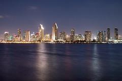 San Diego Skyline (chase.bartholomew) Tags: skyline cityscape sandiego coronado centennialpark sandiegoskyline