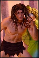 Tarzan (ramonawings) Tags: paris france forest foxy spring disneyland disney frog eugene fox rox rapunzel tarzan enchanted grenouille flynn tangled fret renard wooh theenchantedforest disneylandpais raiponce espritdelaforet enchantella foretdelenchantement