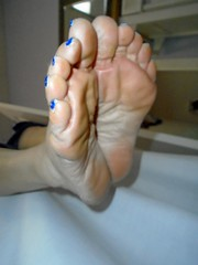 Kim (Rayray150) Tags: feet asian mature soles