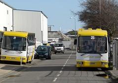 Waverley 25 (Coco the Jerzee Busman) Tags: uk bus islands coach jersey tours channel waverley
