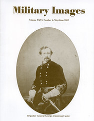 Military Images magazine cover, May/June 2005 (militaryimages) Tags: history infantry mi america magazine soldier photography rebel us marine uniform photographer unitedstates military union navy archive confederate worldwari civilwar american weapon tintype ambrotype artillery stereoview cartedevisite sailor ruby veteran roach daguerreotype yankee cavalry neville spanishamericanwar albumen mexicanwar coddington backissue citizensoldier indianwar heavyartillery matcher findingaid militaryimages hardplate