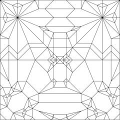 ETA-2 Starfighter v1.1 detailed cp (Mdanger217) Tags: max danger star origami wars cp inkscape starfighter eta2