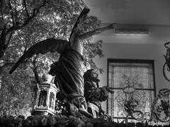 Nuestro Padre Jess Orando en el Huerto (ASpepeguti) Tags: espaa andaluca spain olympus andalucia costadelsol andalusia malaga mlaga semanasanta alandalus zd1454mm e620 photomatixpro50 cofradadelhuerto