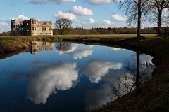 _MG_7491 (Martin T Eyles) Tags: new house reflection building architecture canon country northamptonshire sigma grade national trust unfinished elizabethan f28 listed lyveden bield 1835mm 70d i