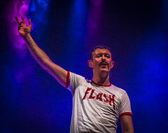 Gary Mullen and the Works: One Night of Queen (Superali007) Tags: music canon scotland flash livemusic scottish queen inverness freddiemercury ecosse canon7d garymullen efs1585mmf3556isusm efs1585mm garymullenandtheworksonenightofqueen