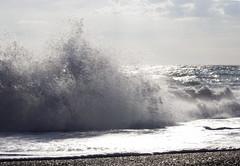 Olas (Micheo) Tags: sea storm mar agua waves rough olas temporal wate