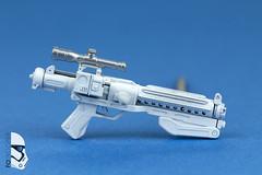Stormtrooper wip (Andy R Moore) Tags: starwars stormtrooper 112 bandai scalemodel firstorder theforceawakens