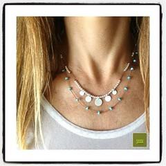 (tabitasss) Tags: love silver gold design necklace designer handmade jewelry bracelet etsy collar colar gems pulseira prata gioielli tabita madewithlove madeinportugal etsyhandmade silverdesign etsyjewelry pratadourada tabitagioielli