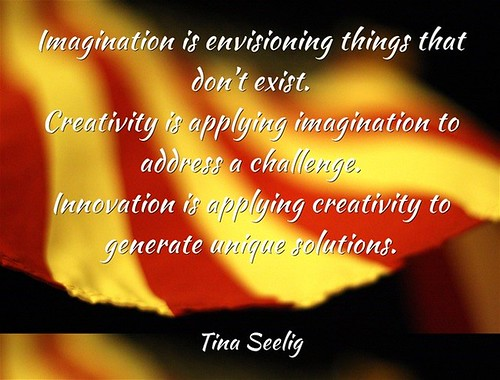 imagination creativitiy innovation by rhondda.p, on Flickr