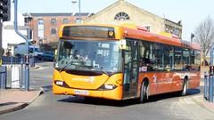 Yorkshire Tiger 782 - YN03UVZ (Zak (Norwich Bus Page)) Tags: 2016 782 scaniacn94ubomnicity yn03uvz yorkshiretiger routeyt231