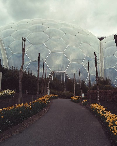 #vscocam #edenproject #cornwall