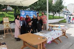 IMG_9105 (Objektife Düşenler) Tags: el mehmet bayrak tirebolu kutlu yüksek haftası meslek sergisi okulu sanatları dağum