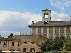 Miasino (No) Piemonte, Italia - Villa Nigra vista da palazzo Sperati (frank28883) Tags: piemonte villa nigra finestre lagodorta balconi novara torretta lakeoforta miasino