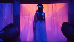 Atenea e sombra de Erinias (DivesGallaecia) Tags: teatro tragedy esquilo tragedia aeschylus atenea eumenides eumnides traxedia seecgalicia erinias
