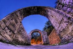Ancient Romans Arches (Rickydavid) Tags: arches romans archi ancientrome ferentino portacasamari