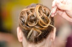 Curls (Dave Gill: Just Smile or Act Natural :/ :O ;P :)) Tags: wedding nikonsb22 nikonsb900 rokinon8514 davegillphotography vivtarthristor285