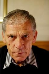Mischievous (gringodoctor) Tags: portrait man angry stare mann wut misstrauen