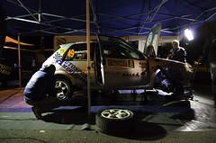 The day before the race... (ClaudioMio_) Tags: italy nikon italia rally nikkor sanremo 2016 carracing rallysanremo 1685mm nikkor1685mm d5100 nikond5100