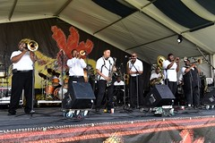 Jazz Fest - New Wave Brass Band