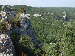 La Sablire, vue des trois arches (cristoflenoir) Tags: camping naturism valle naturisme naturiste