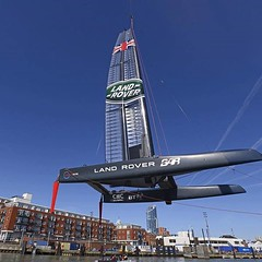 We're proud to announce @LandRoverBAR's third testing boat, the innovative T3. Find out more about our exclusive innovation partnership via the link in our bio. #AboveAndBeyond #LandRoverBAR #AmericasCup #BenAinslieRacing #sailing - photo from landroverus (landroverorlando) Tags: auto usa cars car orlando automobile florida united group rover land fields fl states autos landrover rangerover luxury automobiles wwwlandroverorlandocom