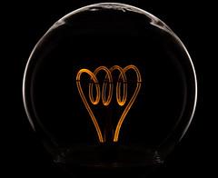 Dark Field Light (Explored) (g3az66) Tags: ikea bulb vintage retro darkfield removedfromstrobistpool incompletestrobistinfo seerule2