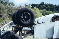 _DSF0481 (zimlorog) Tags: california plane losangeles tour crash universalstudios waroftheworlds backlot
