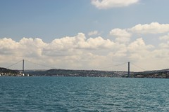 Bosphorus Bridge (D. P. S.) Tags: bridge bosphorus