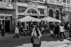 Majestic Caf (MURUCUTU) Tags: street city portugal caf fuji streetphotography porto fujifilm santacatarina majestic 2016 murucutu majesticcaf x100s