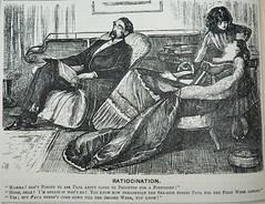 Ratiocination! - Punch 1873 (AndyBrii) Tags: woodcuts satire punch wit engravings 1873