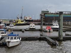 Haven van Delfzijl (Jeroen Hillenga) Tags: haven netherlands harbour nederland delfzijl groningen