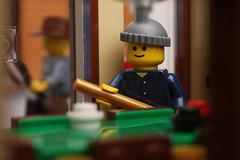 detektivbro-6 (Steinestecker.de) Tags: street city red pool cat office pub cookie lego police case crime barber wanted creator bro detektiv prohibition investigator privat detectiv