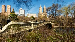 Bow Bridge, Central Park, Manhattan, New York City, USA (Lemmo2009) Tags: newyorkcity usa centralpark manhattan bowbridge