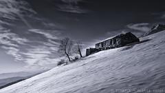baita (TIMPICE) Tags: mountain snow landscape nikon neve tamron montagna paesaggio baita d90 canavese verzel
