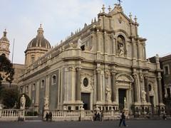 Il Duomo - The Cathedral (jlarsen2006) Tags: italy europe cathedral via di sicily piazza duomo catania etnea cattedrale santagata