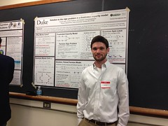 Connor Hann, 2016 Undergraduate Poster Session (Duke University Physics Department) Tags: duke dukeuniversity undergraduate undergraduates physicsstudents undergraduatestudents dukestudents dukephysics dukeundergraduatestudents dukeundergraduates physicsundergraduates dukeuniversityphysics
