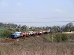 ET22-2026 (MarSt44) Tags: train poland polska railway cargo pkp maopolska kolej byk et22 mydlniki wapiennik et222026