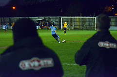 New Mills 0-2 Kendal Town (KickOffMedia) Tags: park new england game net sports senior loss field sport club ball manchester town stand football goal referee shoot play shot post kick terrace stadium soccer north atmosphere ground player staff lane points friendly fields match pitch kickoff fans draw manager northern fc mills score premier spectator tackle league throw penalty midfielder fa supporters grassroots striker defender skill kendal goalkeeper keeper stadia nonleague linesman