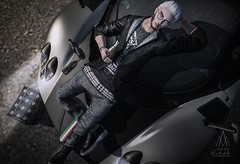 #199. I have been patient but slowly I'm losing faith (Gui Andretti (Man Cave • Kinky Event • SenseS ) Tags: world life street boy playing man game men guy car hair mom living mesh zoom bade fat style clothes virtual second acessories atittude automania realevil valekoer ar2style menonlymonthly moh7