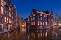 Venice of the north (pieter.struiksma) Tags: city netherlands dutch amsterdam architecture reflections canal grachten vredenburgh