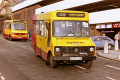 CLYDESIDE G359 E813JSX (bobbyblack51) Tags: greenock am all fife transport scottish renault dodge alexander 1994 13 types clydeside of s56 e813jsx g359