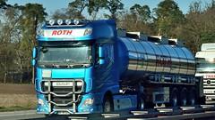D - Roth DAF XF 106 SSC (BonsaiTruck) Tags: truck roth 106 lorry camion trucks lastwagen daf lorries lkw xf lastzug