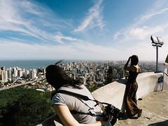 (Camilla Soares) Tags: camera city girls sea cidade brazil sky costa brasil buildings coast mar seaside nikon photographer candid céu litoral prédios espiritosanto fotógrafa garotas gopro espontanea tumblrphotographers photographersontumblr goprohero4silver